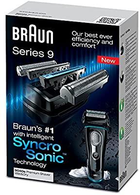 سعر ماكينة حلاقة براون سيريس 9