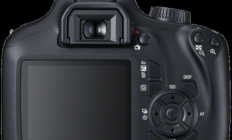كاميرا canon eos 4000d