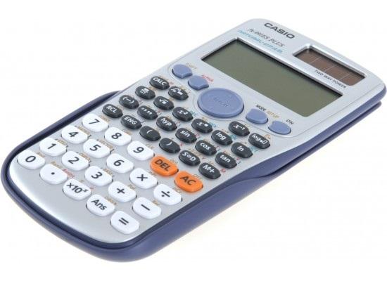 أحدث آلة حاسبة كاسيو 2020
