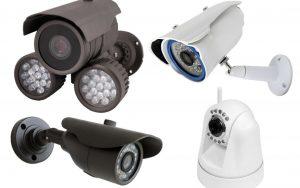 افضل انواع كاميرات المراقبة