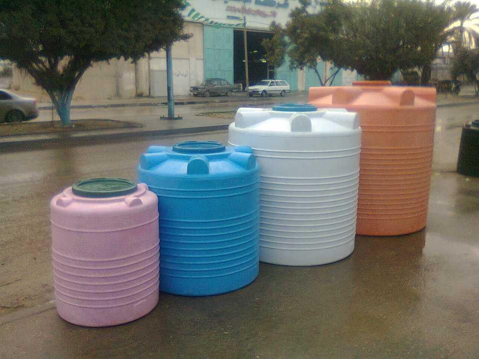 سعر خزان مياه 1000 لتر في مصر
