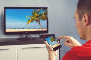 كيفية توصيل هاتف السامسونج علي التليفزيون