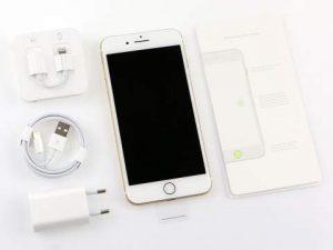محتويات علبة جهاز ايفون 7