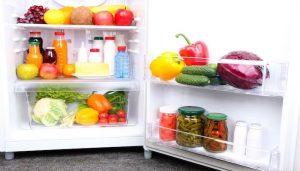 كيفية الحفاظ على الأطعمة داخل الثلاجة