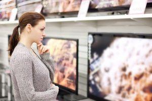 كيفية اختيار شاشات التلفزيون