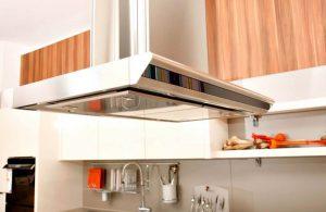 تركيب شفاط المطبخ بدون مدخنة