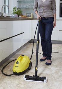 مكنسة ديربي من أجل التنظيف بالبخار