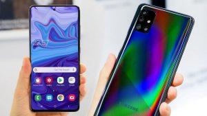 هاتف جالاكسي Galaxy A51