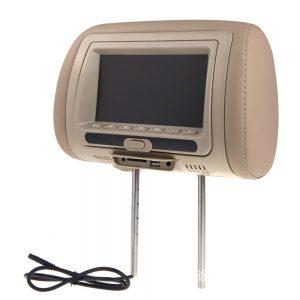 شاشة مسند رأس رود ماستر، 7 بوصة كود المنتج: RM-DVD777HR