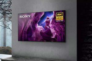 تلفزيون Sony A8H OLED