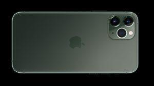 خصائص الكاميرا في ايفون 11