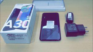 علبة هاتف Samsung Galaxy A30s