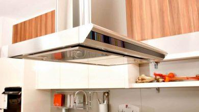 تركيب شفاط المطبخ بدون مدخنه