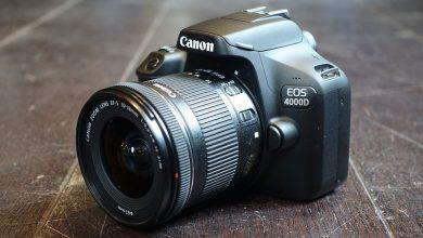 سعر كاميرا كانون 4000d في السعودية