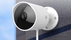 كاميرا المراقبة الخارجية YI