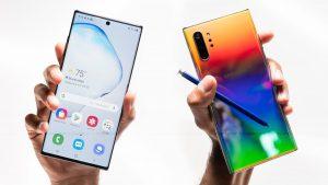 سعر هاتف Samsung Galaxy Note 10