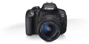كاميرات كانون فئة EOS 700D