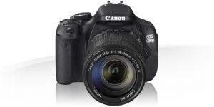 كاميرات كانون فئة Canon EOS 600D