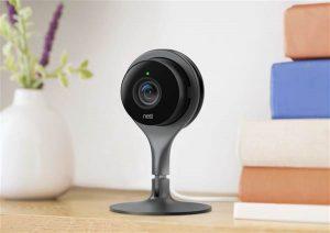 كاميرا المراقبة Nest