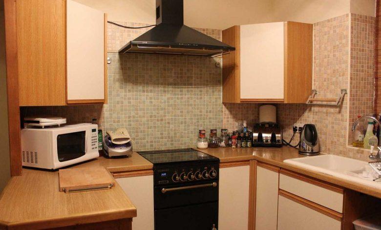 طريقة تركيب شفاط المطبخ بالصور