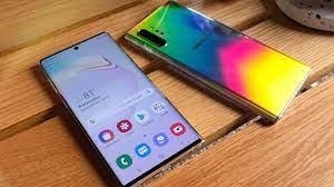 عيوب موبايل Samsung Galaxy Note 10