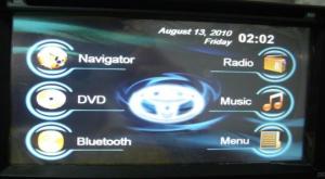 سوفت وير شاشة سيارة Hyundai مع نظام android