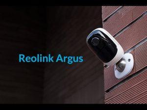 كاميرا المراقبة Reolink Argus